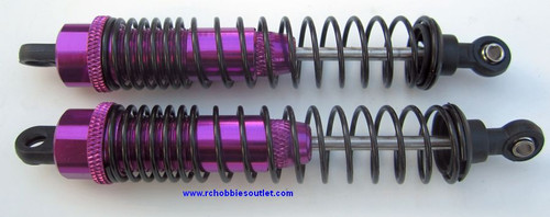 108004 0R 08041   Alloy Upgrade Aluminum Purple Shock Absorber 08001