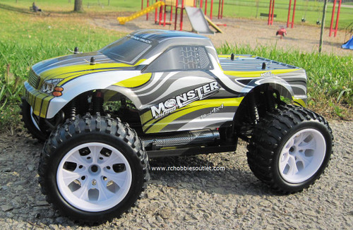 RC Electric truck 1/10 scale