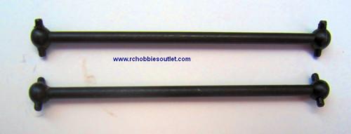 06061 Dog Bone 84mm 2pcs. 1/10 Front/Rear HSP Atomic Redcat Himoto ETC