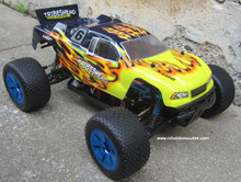 RC Truggy , brushless electric