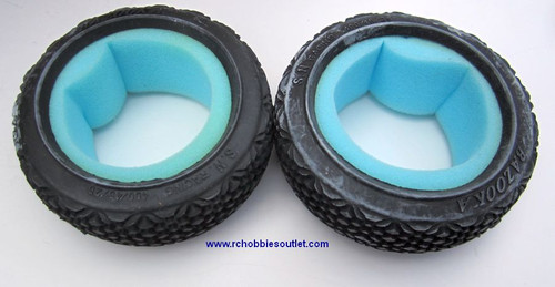 81290 1/10 Scale Tires HSP Redcat