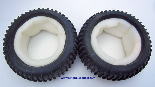 8590 1/10 Scale Tires HSP Redcat