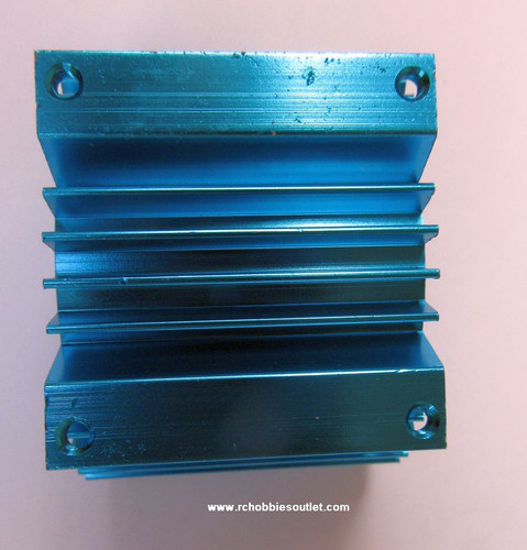61010P Motor Heat Guard for 1/8 Scale Brushless Motor