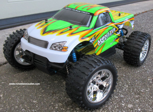 RC Truck Brushess Electric 1/10 PRO LIPO 2.4G 4WD 88009