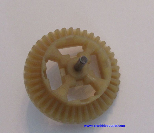 86031 Differential Main Gear (39T) and Pin HSP 1/16 Scale