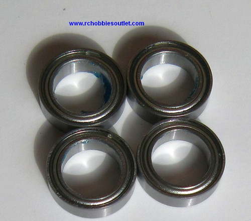286068B Ball Bearing HSP 1/16 Scale 15x10x4 mm
