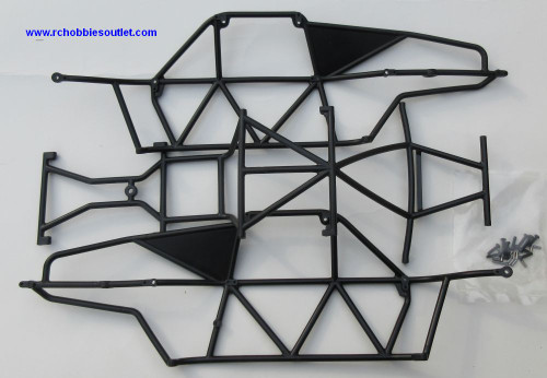 20106 Roll Cage HSP Redcat