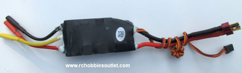151B71 Brushless ESC 125 Amp  for RC Boat Water Cooled