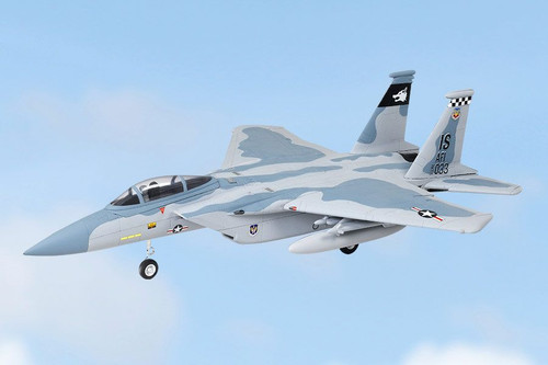 FMS RC Airplane / Jet  F15 Eagle V2 64mm EDF - PNP