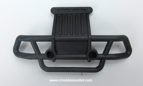 08003 Black Plastic Rear Bumper HSP RC 1/10