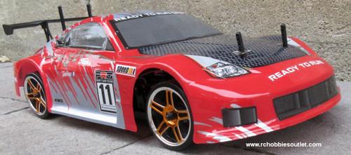 RC Drift Car Electric 2.4G Radio Remote Control RTR 1/10 12310