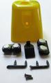 620204 Cowling-Yellow For J3-Cub V2 RC Airplane