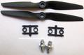 610210 Propeller & Spinner Set (PK2) For Super Cub V2 and J3 Cub V2 Joysway Airplane