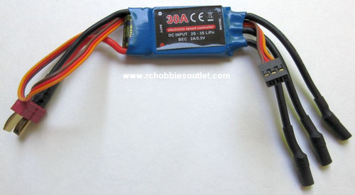 610310 30A Brushless ESC Set For Super Cub V2 Joysway RC Airplane