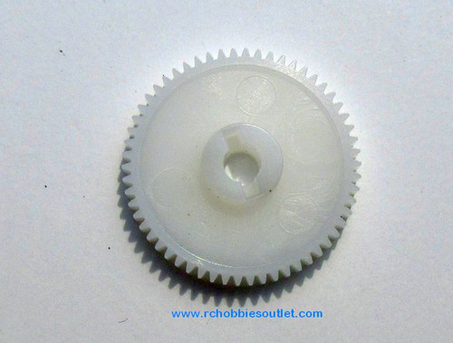 24625 Drive Gear ( 58 Teeth) for  1/24 scale HSP and ECX RC Vehicles