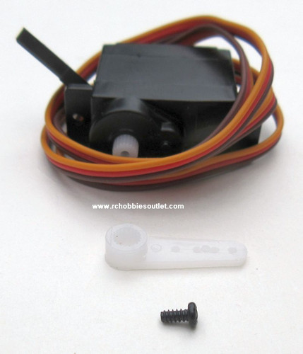630204 Elevator/Rudder Servo For Dragonfly  Joysway RC Airplane