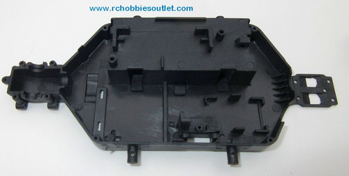 24601 Chassis + Battery Case Lower Cover For HSP ,ECX  1/24 Scale