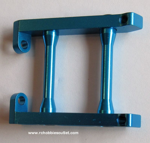 108836 , 108036 Blue ALUMINIUM ALLOY UPGRADE  REAR BRACE