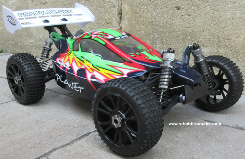 RC Buggy /Car Brushless Electric 1/8 Scale TOP2 PRO LIPO 4WD  86092