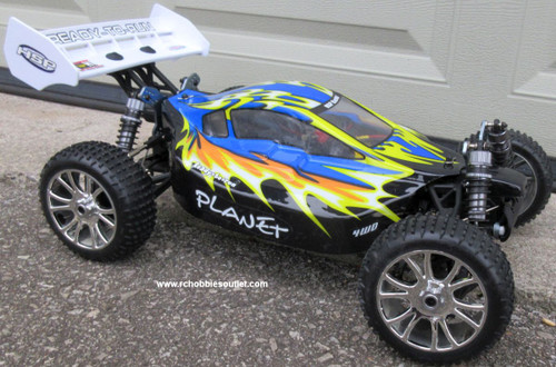RC Buggy /Car Brushless Electric 1/8 Scale TOP2 PRO LIPO 4WD  86091