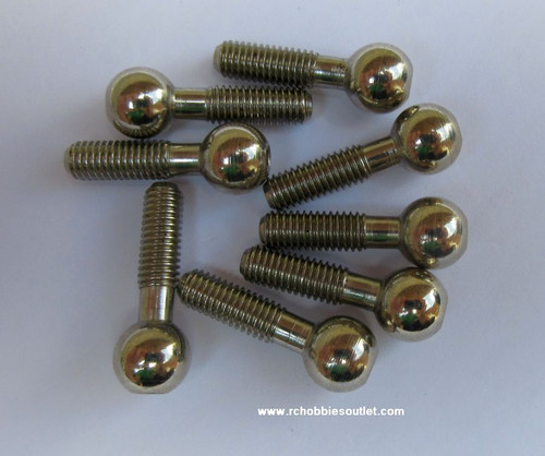 02152 M5 Ball Head Screw HSP 1/10 SCALE