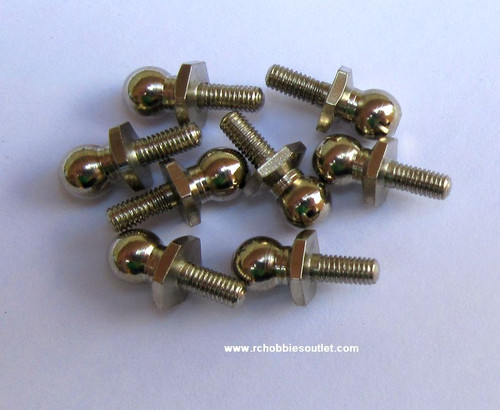 10390 Ball Head A Screw  1/10 Scale HSP , Redcat