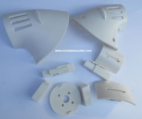 Plastic Parts for HawkSky V2