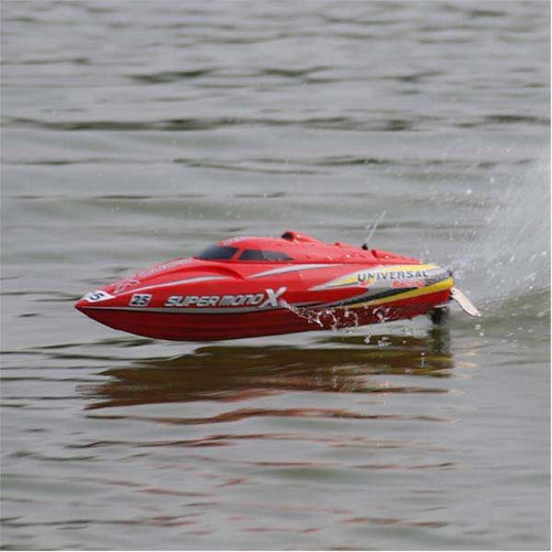 Super Mono X V2 RC Boat  Brushless Electric ARTR Joysway  8815