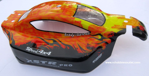 10737 HSP  RC Buggy 1/10 Scale Body Shell