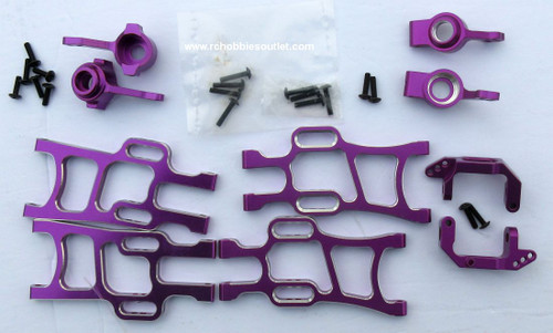 1/10 Scale  Suspension Upgrade Bundle 106619, 106621, 102210, 102211, 102212