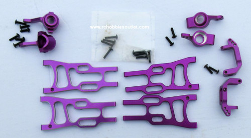 1/10 Scale  Suspension Upgrade Bundle 108819, 108821, 102210, 102211, 102212