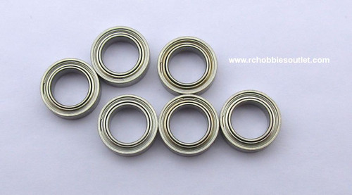 14559 Ball Bearings 8x5x2.5mm  HSP (6 pieces)