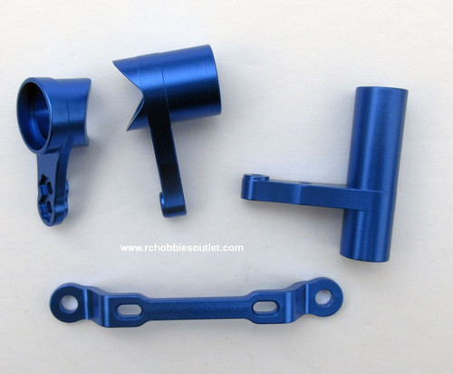 990005 Steering/Saver Complete (Al.)  Blue