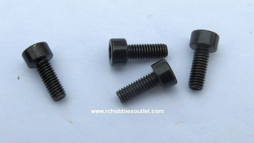 60073 Hex Column Head Mechanical Screw 3*8 mm
