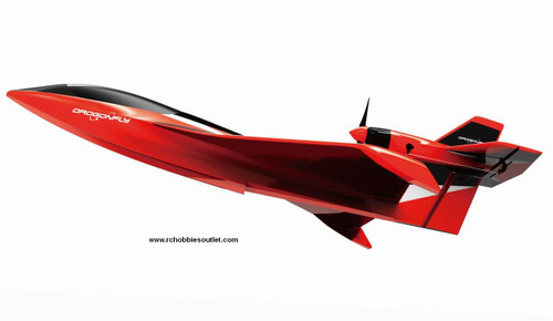 RC Airplane PNP  All Terrain Flight  Brushless  Joysway DRAGONFLY V2 6302