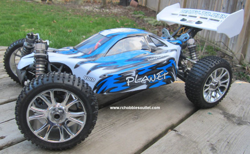 RC Car / Buggy Brushless electric