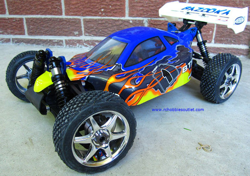 RC Buggy / Car  Brushles Electric Bazooka