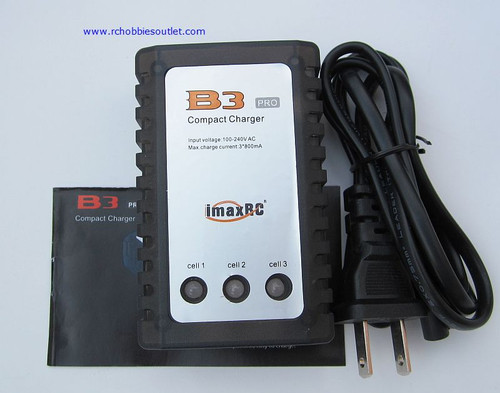 IMAX B3 RC LIPO Battery Charger Balanced Power  2 - 3 Cells