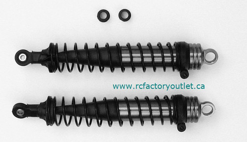 81002 REAR SHOCK HSP 1/8 SCALE BAZOOKA TORNADO ETC