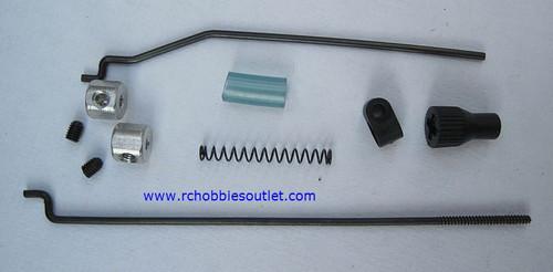 02056 Throttle/ Brake Linkage HSP ATOMIC REDCAT HIMOTO ETC