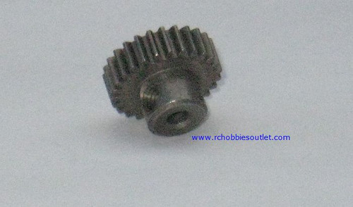 11176 STEEL MOTOR GEAR 26 TEETH