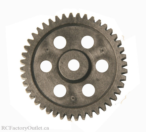05112 44 TOOTH SPUR GEAR 1/10 SCALE SPARE PART