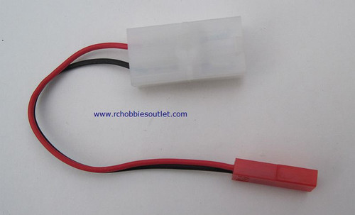 03027 CHARGER ADAPTOR CABLE for 02155 BATTERY