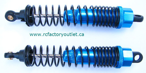 108004 0R 08041 Alloy Upgrade Aluminum Blue Shock Absorber 08001