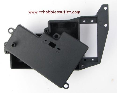 02050 Battery/Receiver Case HSP ATOMIC TYRANNO  ETC