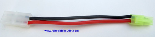 Small Tamiya Battery Adapter Cable