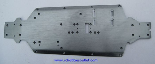 61001 P CHASSIS for 1/8 Vehicle ETC