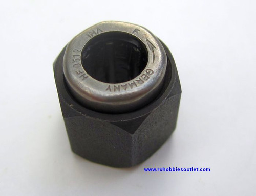 R025 RO25 HSP Hex Nut One Way Bearing for VX .18 .16  12mm Engine