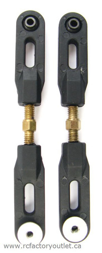 81068 UPPER ARM REAR HSP 1/8 SCALE BAZOOKA TORNADO ETC