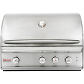 Blaze Professional 34-Inch 3-Burner Built-In Gas Grill With Rear Infrared Burner / BLZ-3PRO